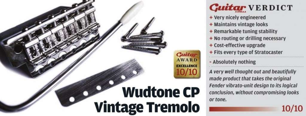 Wudtone Hardware - Wudtone Custom Guitar Innovation | Hardware