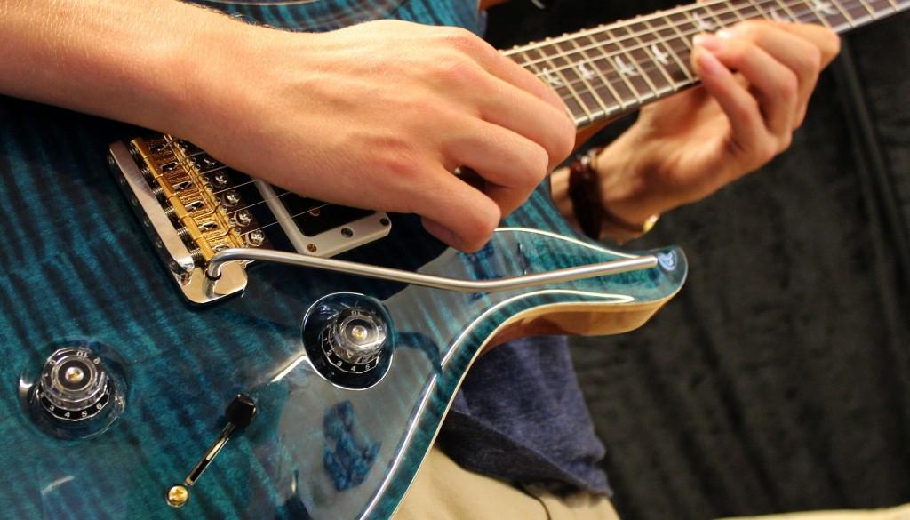 Wudtone PRS DD Tremolo Upgrade - Wudtone Custom Guitar