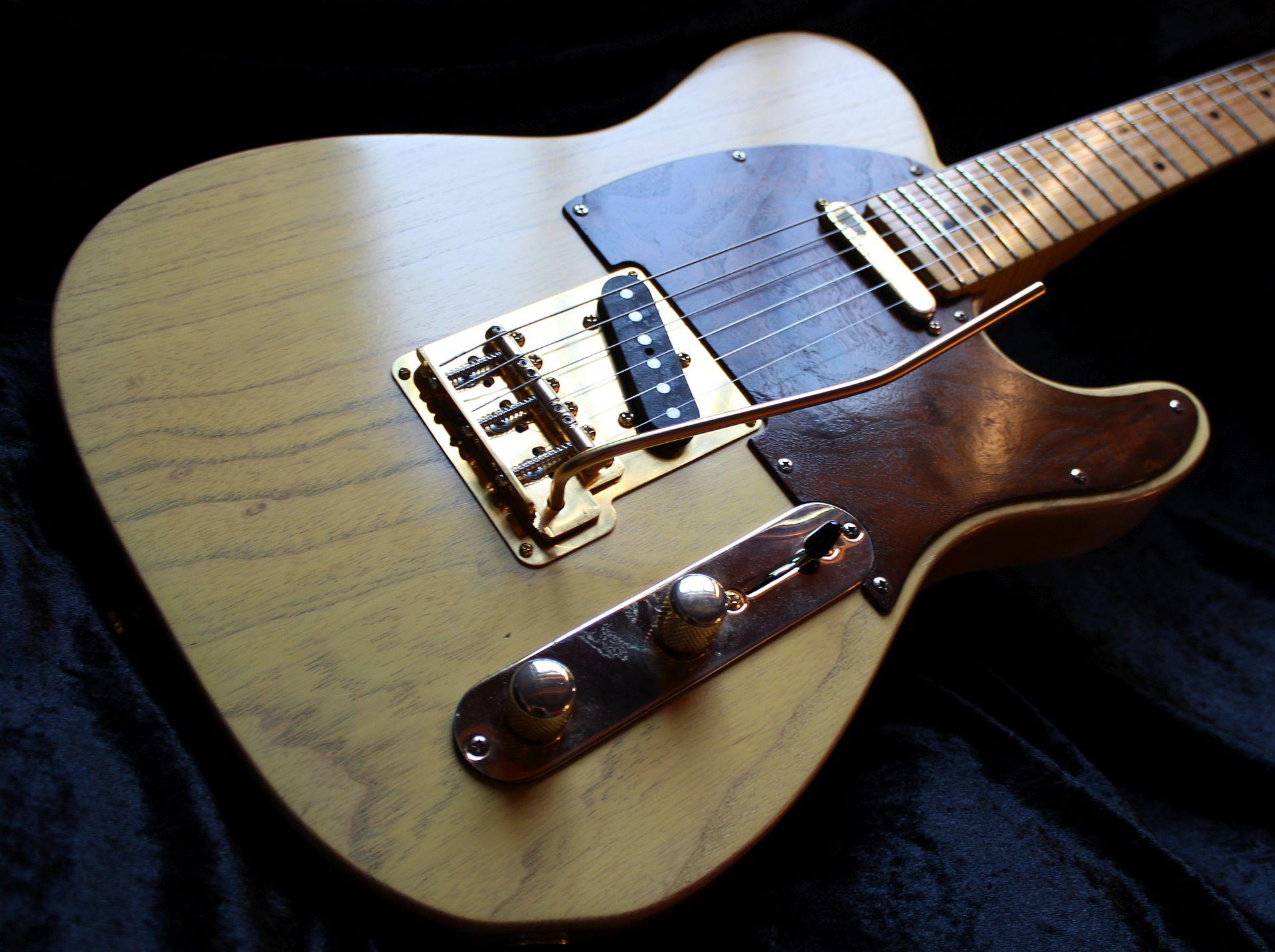 trémolos a la guitare