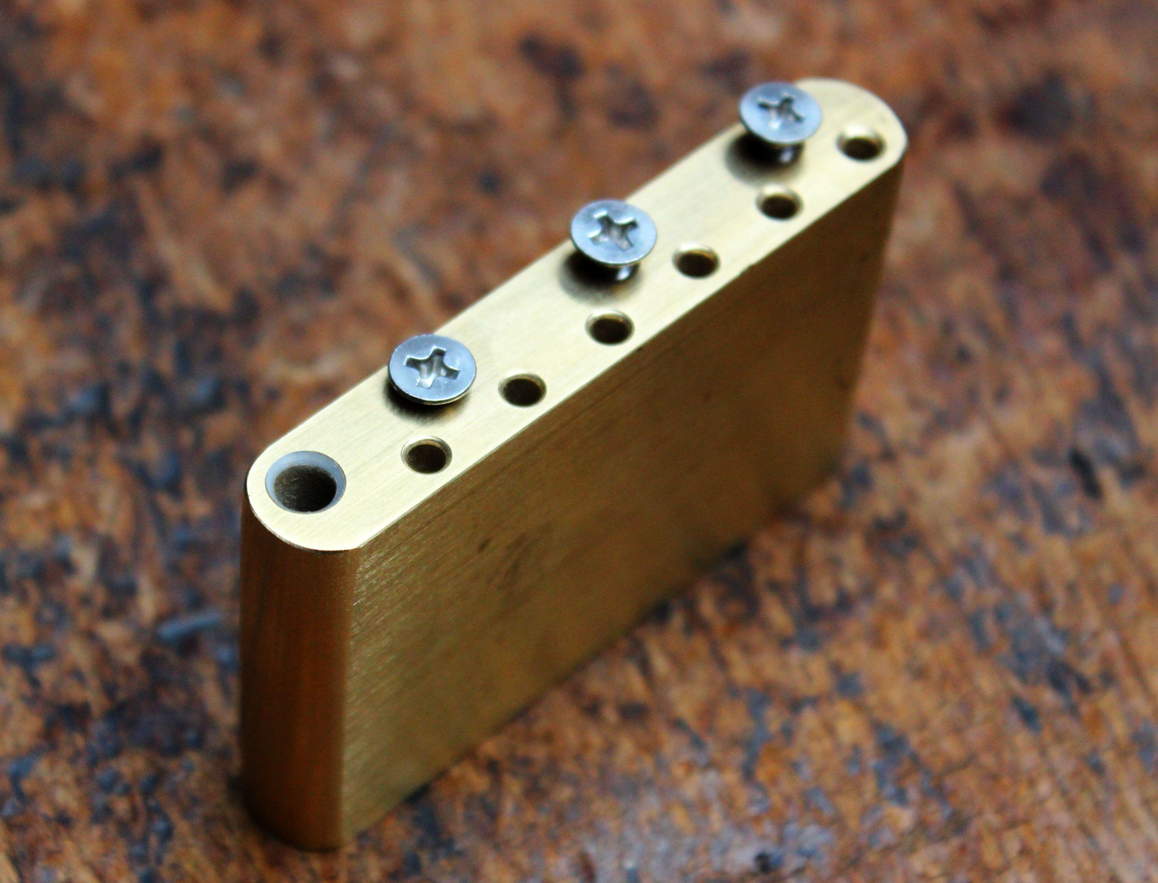 Wudtone Bell Brass Block